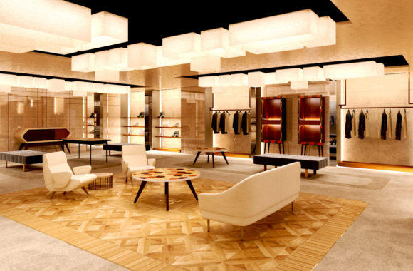 Luxury Store in Nanjing